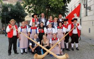 Folklorefesitval Prag 2014