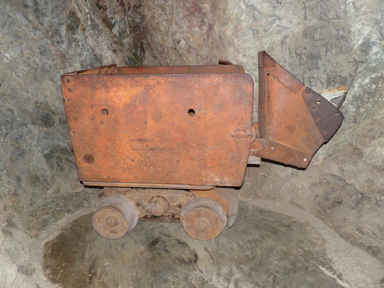 Minen Wagen