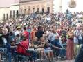 Plaza de Armas Zuschauer