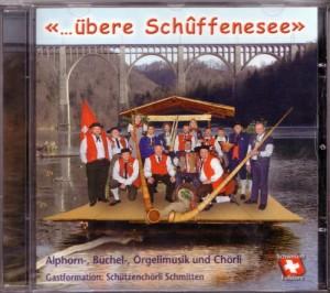 Das Cover unseres Albums aus dem Jahr 2006